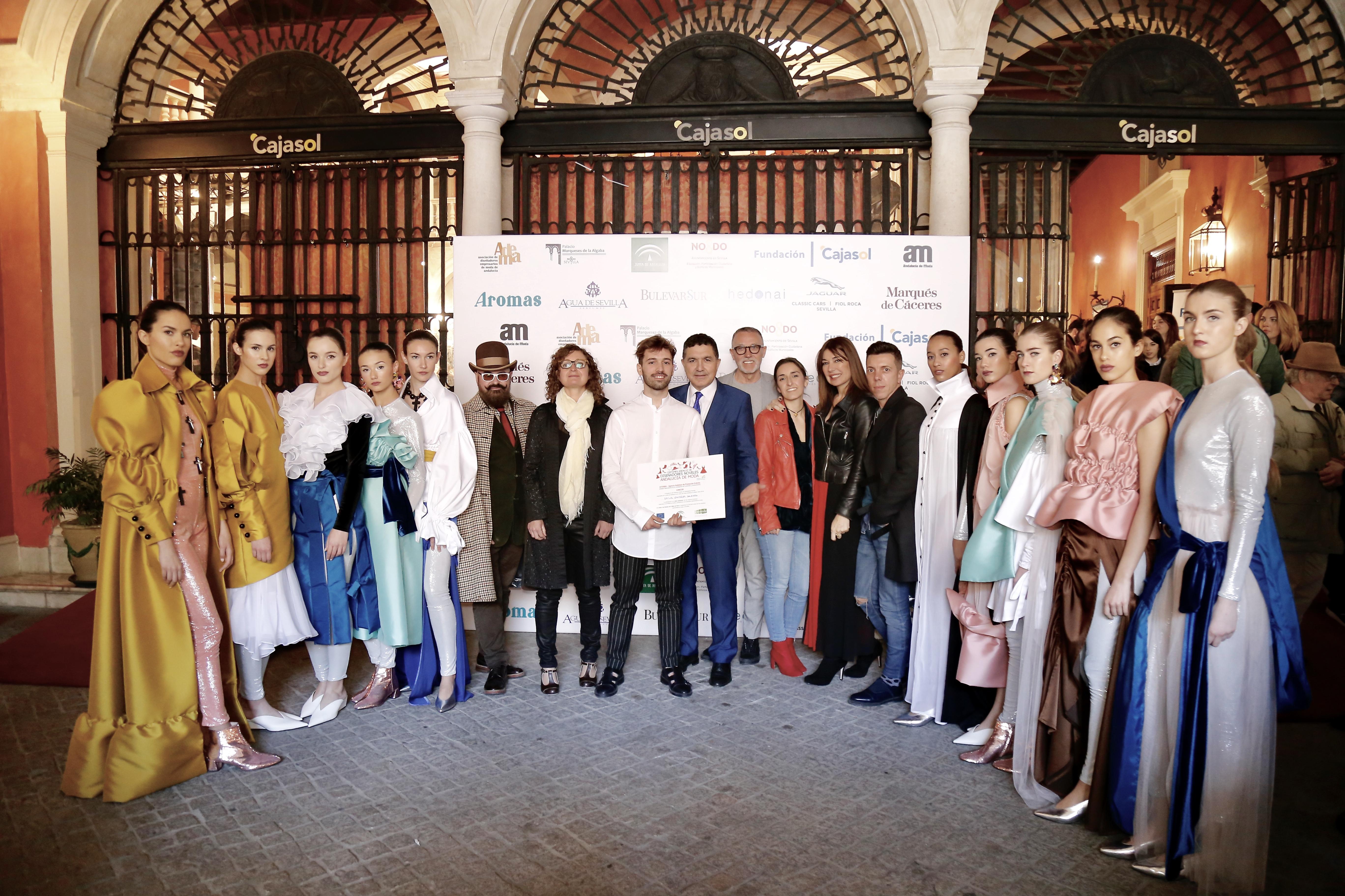 Certamen Diseñadores Noveles Andalucía de Moda