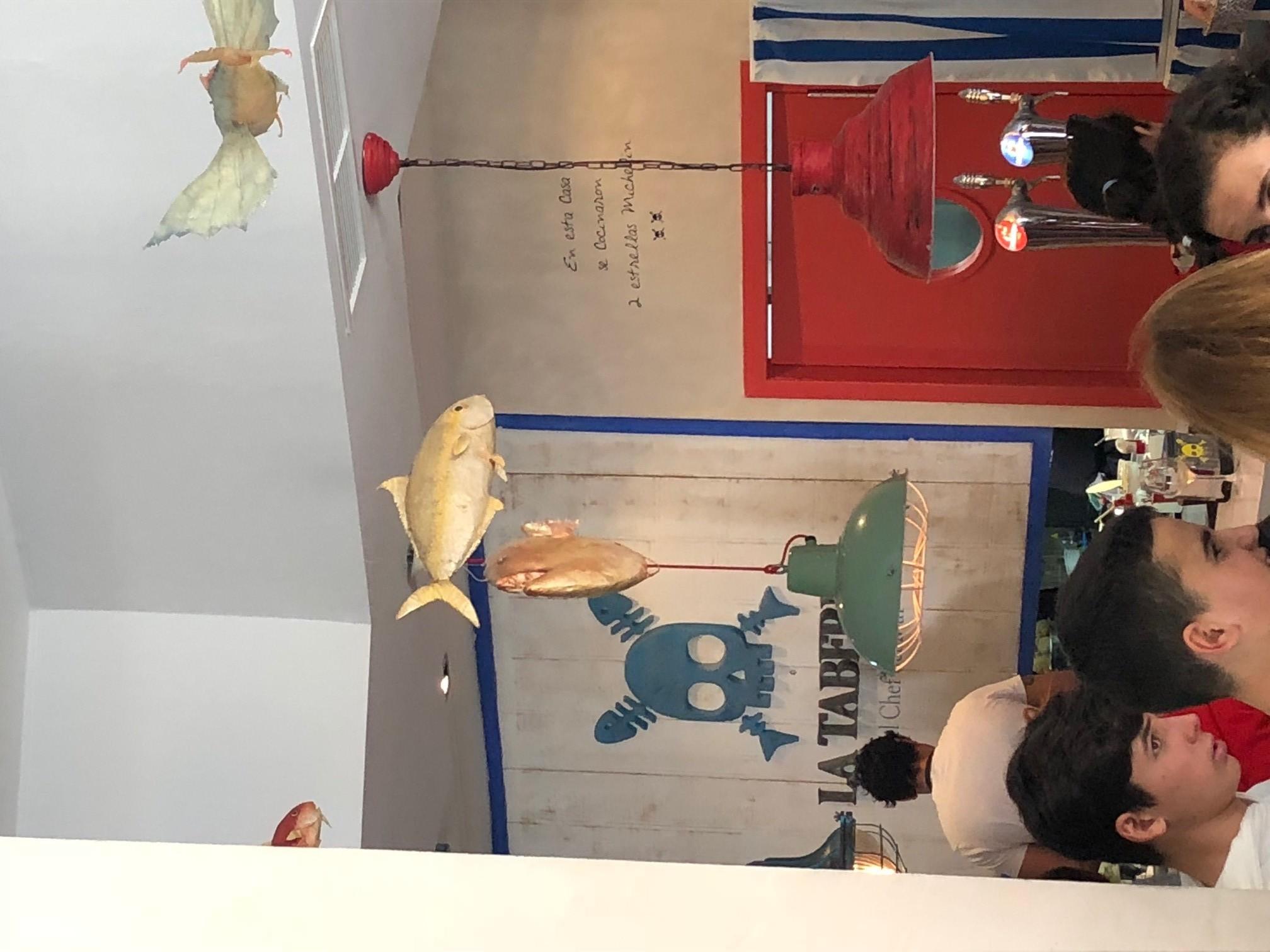Visitamos La Taberna del Chef del Mar de Ángel León