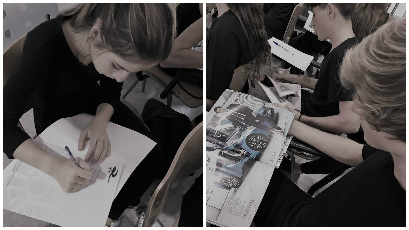collage escuela estilismo marzo 17