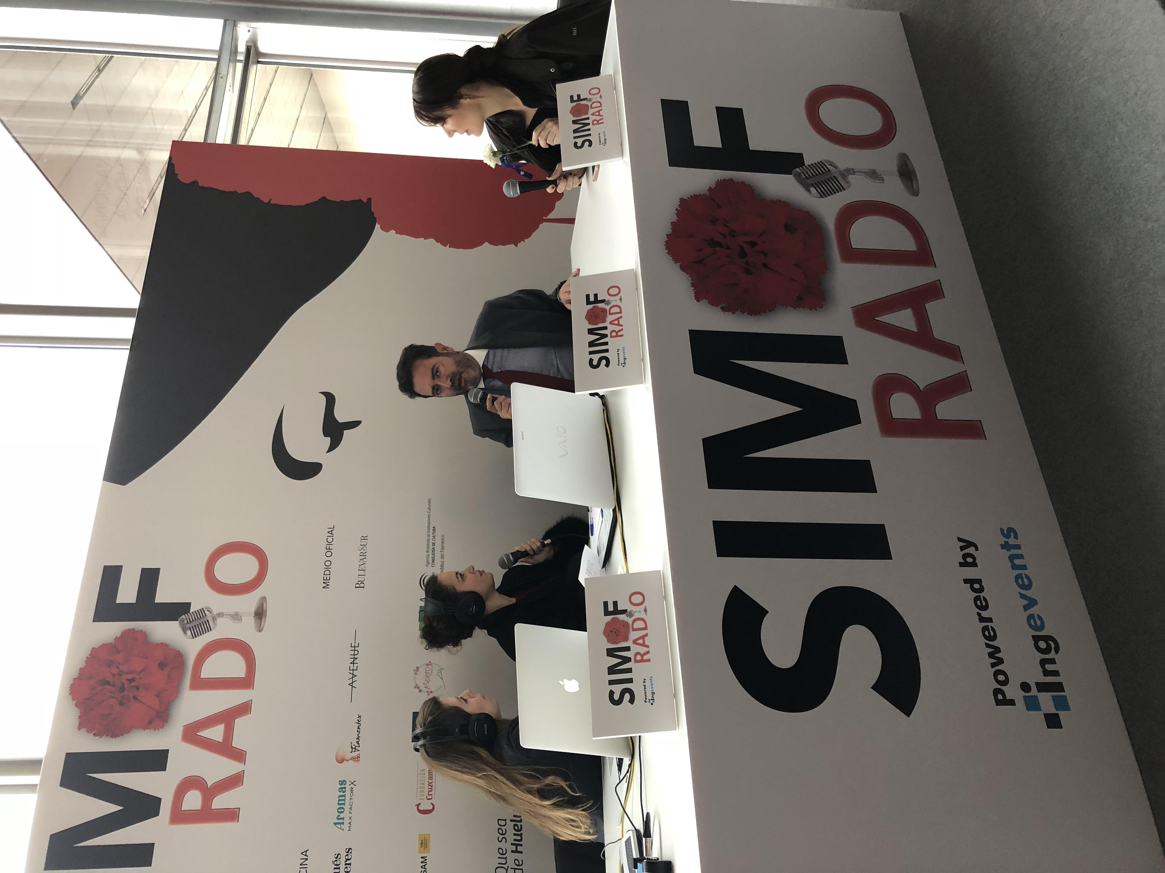 Haciendo balance junto a Jesus Rojas de SIMOF 2018 en Radio Simof