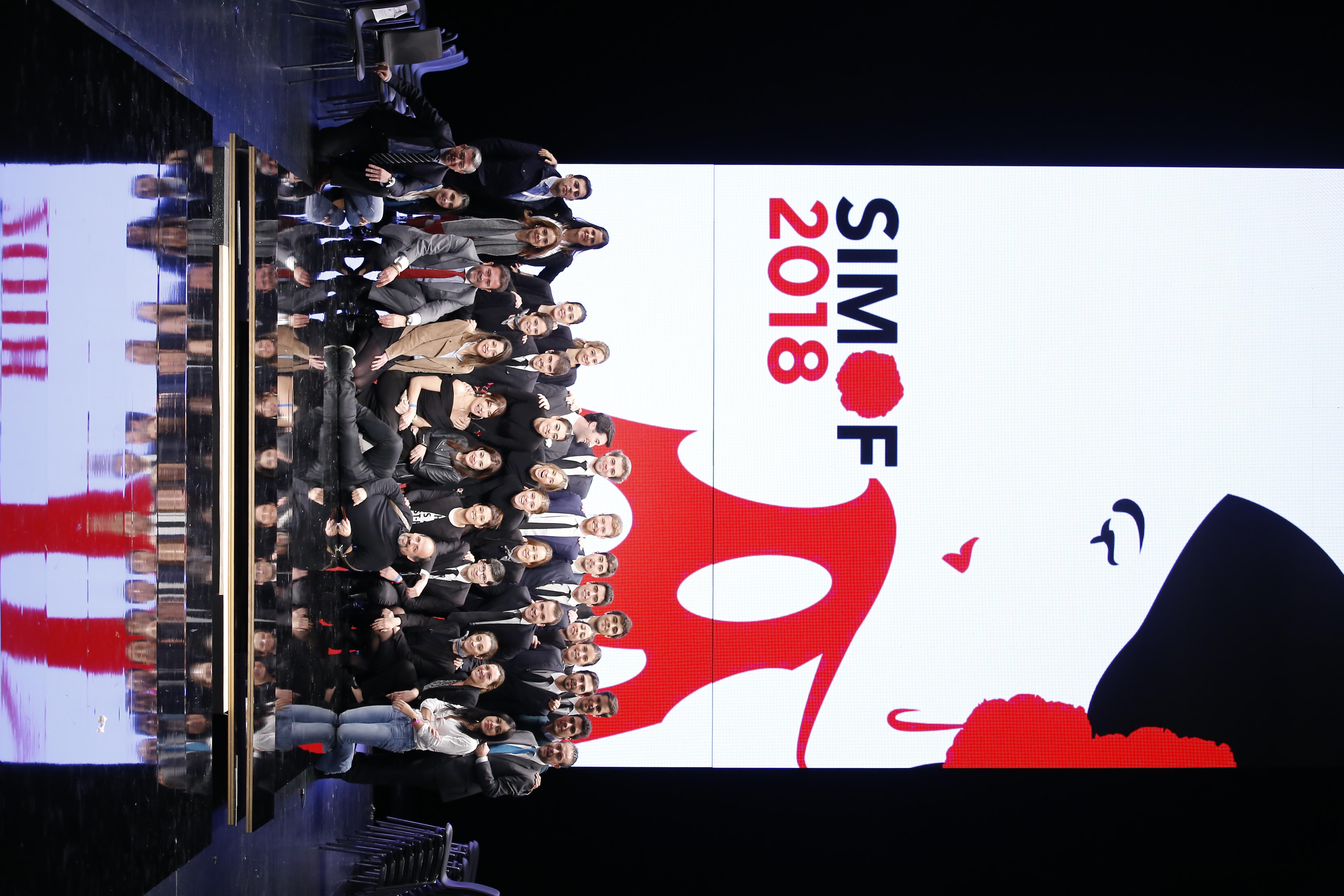 Equipo Simof 2018