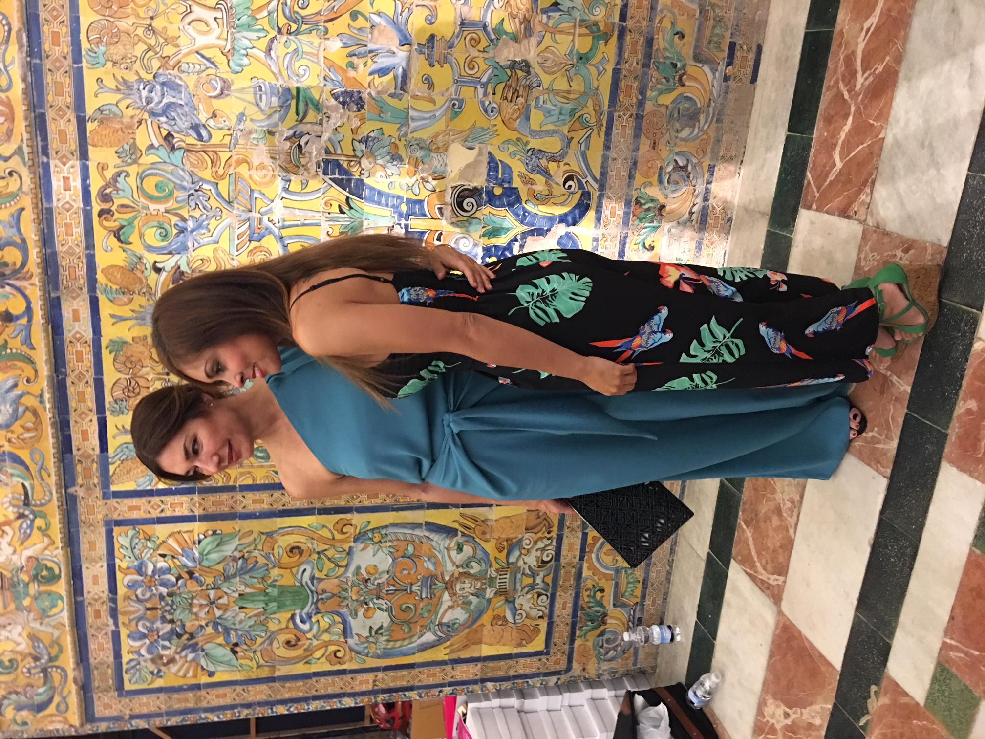 En Backstage con la cantante Marta Quintero