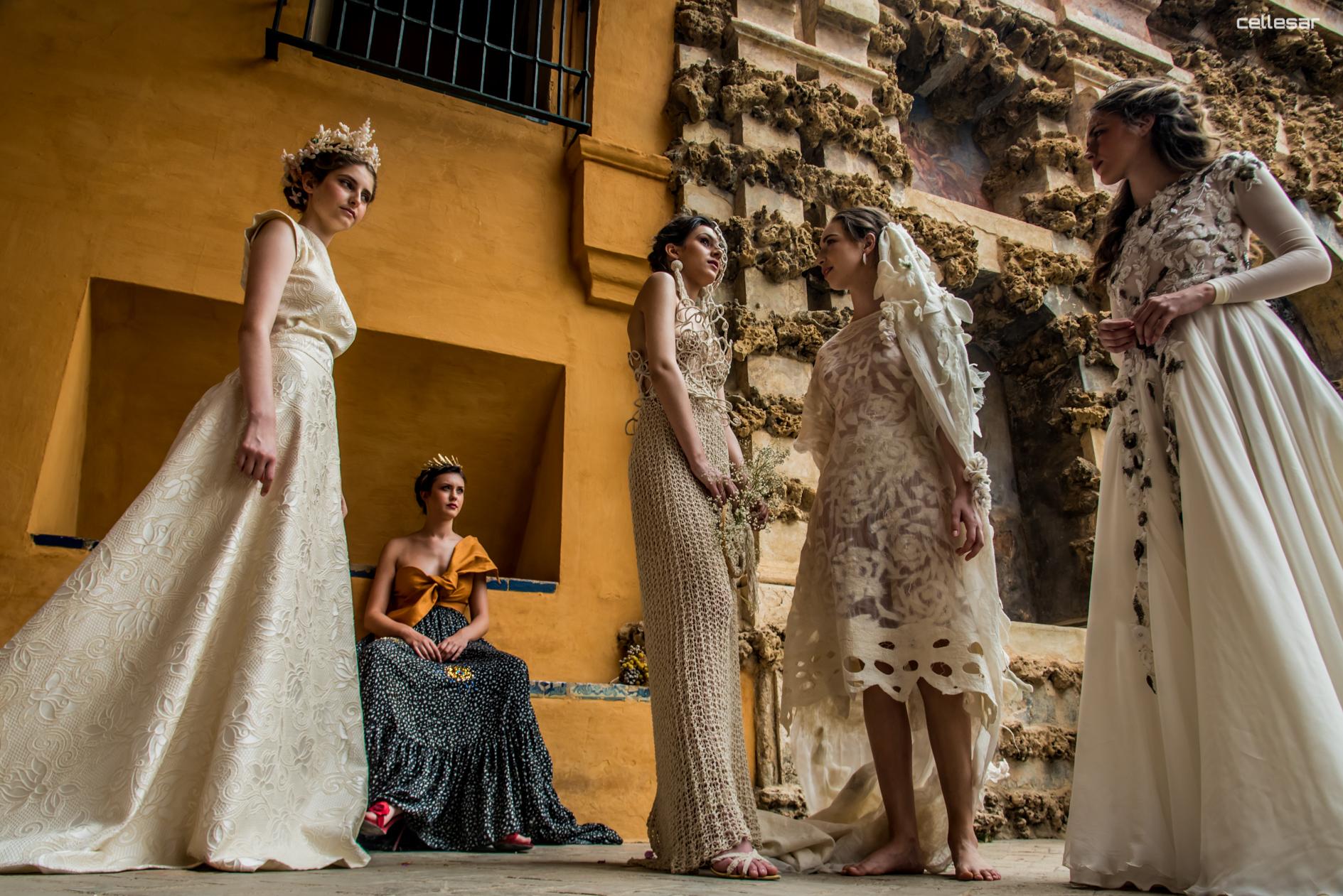 Foto: Cellesar. Diseños: Benjamín Bulnes, Antonio Gutiérrez, Hilando El Tiempo, María Ávila y La Casa Sentida